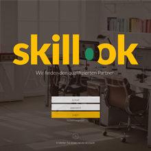 skillook: Logo & Appgestaltung
